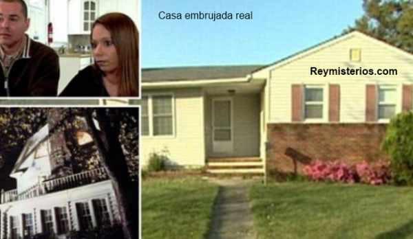 casa embrujada real