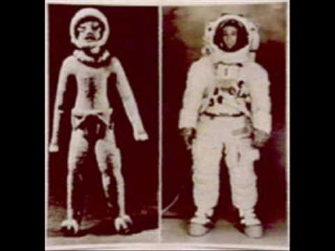 Foto Astronauta de palenque