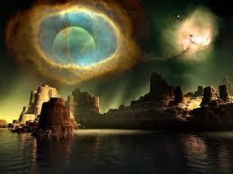 Existen portales hacia otra dimension