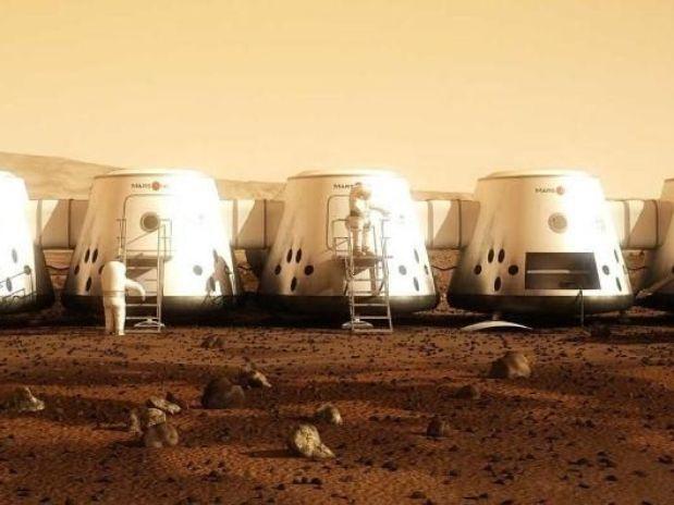 Colonia Humana en Marte