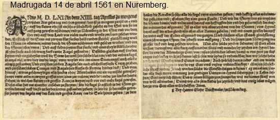 Nuremberg Batallade ovnis
