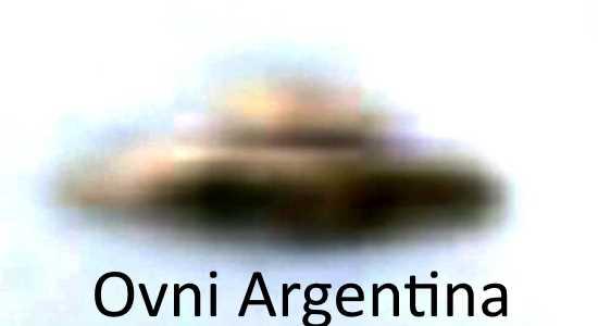Ovni mar de la Plata