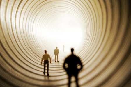 al final del tunel la luz de amor